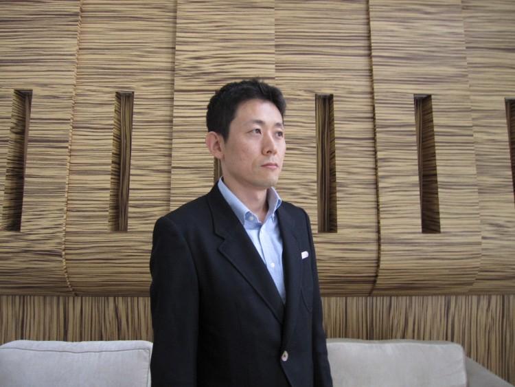 Takuo Sato, diplomata japonês em São Paulo (Foto: Arquivo Pessoal)